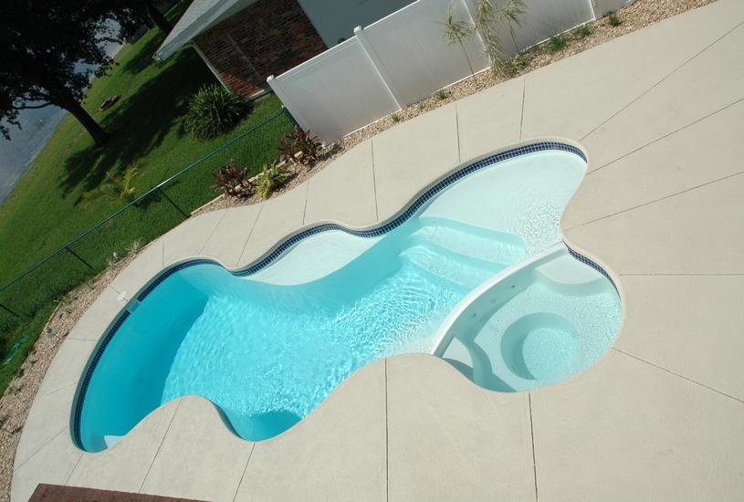 Pool Experts Considering San Juan Fiberglass Ig